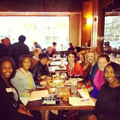 """A Day in the Life of @Jean Schindler, part 4: """"Tonight the #LadiesDC Events Committee is meeting at Daily Grill near Farragut North. They've got some exciting things in the works!"""""""