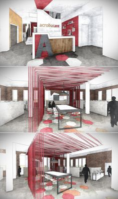 Acrobatant in Oklahoma City; submitted by Kayla Hein, Interior Architect for GH2 Architects