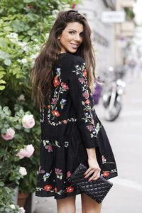 FASHION, SAVETA TOMOVIC, INFLUENCER, BLOGGER, SOCIAL MEDIA, FLOWER, STYLE, ZURICH, Influencer, Zurich, Marry Me, My Outfit, Fairy Tales, Bohemian, Social Media, Flower, Outfits