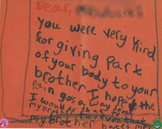 Because after all, they're not too proud to learn from us. | The 28 Funniest Notes Written By Kids In 2013