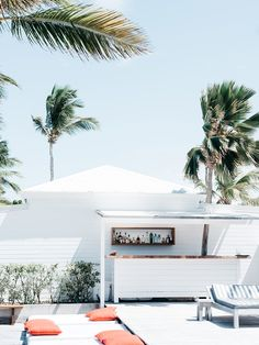 A chic tropical getaway in St Barts.