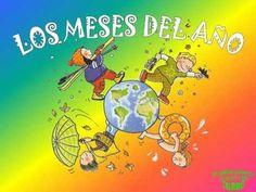 Spanish Practice, Spanish Songs, Spanish Vocabulary, Spanish Class, How To Speak Spanish, Learning Spanish, Baby Lullabies, High School Spanish, Hands On Learning