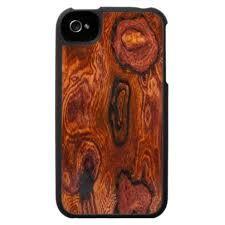 Cocobolo  iphone case