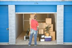 Getting a private self-storage unit comes with amazing benefits. Centron Self Storage allows you to store your belongings with peace of mind, comfort and convenience. Call us today to learn how we can help you with your storage needs. Self Storage Units, Rv Storage, Storage Spaces, Storage Ideas, Storage Boxes, Vehicle Storage, Cheap Storage, Creative Storage, Storage Design