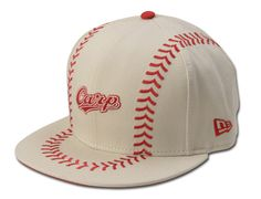 Ball Stitching 9Fifty Snapback Cap by NEW ERA x NPB