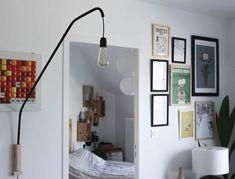 Le blog mode et lifestyle d'Armelle propose un nouveau DIY, cette fois-ci un DIY lampe potence inspiration Jean Prouvé. Un bonheur à moins de 70€ !