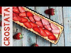 Crostata alle fragole | CONTEST APERTO + dietro le quinte!