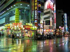 Street Scene: Machida, Japan by barberdavidm, via Flickr