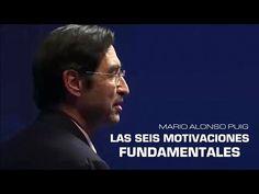 Mario Alonso Puig - Las motivaciones fundamentales - YouTube John Maxwell, Life Is Good, I Am Awesome, Youtube, Happy, Frases, Self Esteem, Mental Health, Tools