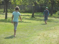 at Sizergh Castle Single Mum, Walking Barefoot, Cumbria, Lake District, Castle, Lifestyle, Couple Photos, Outdoor, Couple Shots