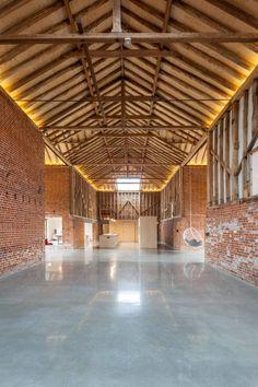 Church Hill Barn by David Nossiter Architects