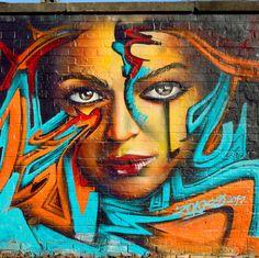https://flic.kr/p/RepN7L   Street Art Portrait Realistic Fabian Zolar Art Graffiti   Fine Art, contemporary painting, contemporary art, zeitgenössische malerei, street art painting, www.zolart.de