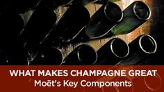 Learn the key components required to make great Champagne - from grapes to blending to maturation and dosage.