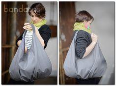 BandaBag - big hobo bag