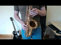 Daniel Christian: .How to play Firework by Katy Perry on Saxophone (Saxophone lesson PS101) .