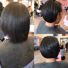 Brazilian Straight Hair Short Bob Cut Wigs Adjustable Pre Plucked top lace Closure Bob Cut Human Hair Wigs For Black Women Wholesale worldwide shipping factory cheap price on sale Pressed Natural Hair, Natural Hair Silk Press, Silk Press Hair, Curly Hair Styles, Natural Hair Styles, Natural Hair Blowout, Natural Hair Bob Cut, Bob Cut Wigs, Short Bob Hairstyles