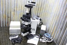Yes, we actually have one of those! http://tincanindustries.com/products/olympus-bx-60f-fluorescence-microscope-sensys-camera-loaded-w-extras-ships-free?utm_campaign=social_autopilot&utm_source=pin&utm_medium=pin If it is already sold, keep searching, there is plenty more to find.
