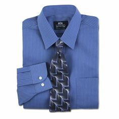 Stafford® Performance Wrinkle Free Broadcloth Dress Shirt - JCPenney