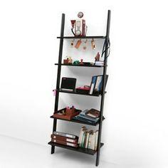 Clarke Ladder Shelf (Wenge Finish)