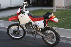 xr650l custom - Google Search