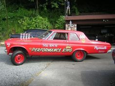 Altered wheelbase Plymouth Funny Car Drag Racing, Funny Cars, Auto Racing, Plymouth Muscle Cars, Old Race Cars, Best Muscle Cars, Vintage Race Car, Drag Cars, Car Humor