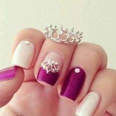 Royalty nails