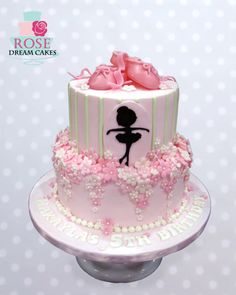 Ballerina cake by Rose