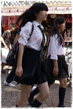 Japanese Teen, Cute Japanese, Beautiful Asian Girls, Gorgeous Women, Cute School Uniforms, Street Girl, Japan Girl, Short Girls, Girl Photos