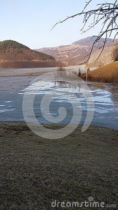 Steril Lake Geamana Photo about landscape, nature, geamana, lake, steril - 60946885 Landscaping Images, Stock Photos, Landscape, Nature, Pictures, Art, Photos, Art Background, Naturaleza