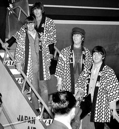 The Beatles in Japan. june29,1966