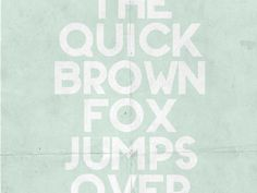 This is the FREE Bonkers Typeface which is an all uppercase font which perfectly suits its use as a headline font for grabbing attention. The letters are grand and the font is strong.