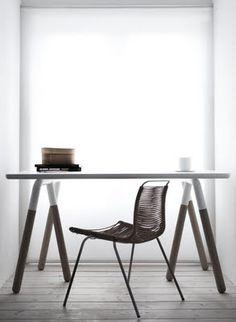 love that desk... by Line Klein