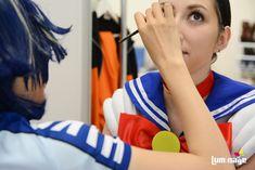 Let's Enjoy Japan cosplay at Akihabara!!-TOKYO AKIHABARA CosplayStudio CROWN