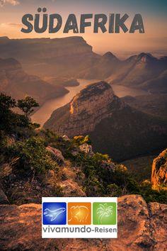 """Südafrika ist eines der abwechslungsreichsten und vielfältigsten Länder im südlichen Afrika. Die Bandbreite reicht von modernen Metropolen wie Kapstadt und Johannesburg über die hervorragenden Weingüter bis hin zu unzähligen Naturschutzgebieten und endlos langen Stränden. Der Slogan: """"Südafrika – die ganze Welt in einem Land"""" hat absolut seine Berechtigung. Wandern, Golfen oder die """"Big Five"""" bewundern, aktiv oder relaxed reisen, alles ist möglich. Südafrika Reisen, Südafrika Reise… Livingstone, Port Elizabeth, Pretoria, Safari, Aktiv, Desktop Screenshot, Travel South Africa, Zimbabwe, Wine Country"""