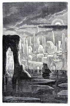 Winter Lights: Disaster, Interpretation, and Jules Vernes Polar Novels - (Verniana, Vol. 2)