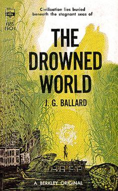 Ballard Book Covers By Richard Powers