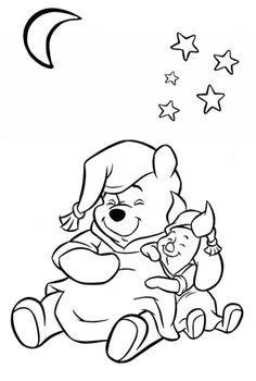 disney coloring pages coloring pages for kids kids coloring free coloring coloring sheets coloring book colouring adult coloring winnie the pooh