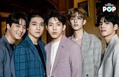 from The Standard Magazine Warner Music, Kim Wonpil, Young K, Korean Boy, Debut Album, Kpop Groups, Photo Book, Boy Bands, Actors