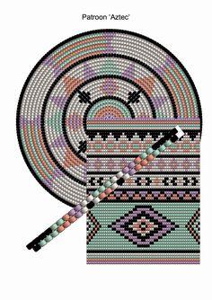 CraftsbyManon: Mochila Bag - Aztec