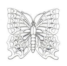 Intricate openwork creates a gleaming trivet from Arthur Court. Crafted in the likeness of a summery butterfly, the design is as whimsical as it is functional. Perfect for seasonal entertaining, Arthur Court's Butterfly Trivet is a unique collectible meant to be displayed and used