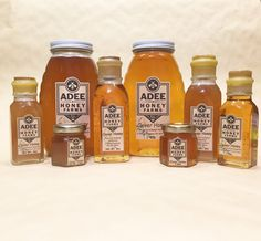 Win a year of free honey! No purchase necessary. Get everything in the picture! Honey And Clover, Real Honey, Food Safety, Grocery Store, Farmers Market, Free, Farmers Market Display, Farmers' Market