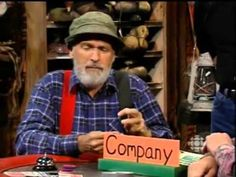 The Red Green Show - Word Game - Company - YouTube