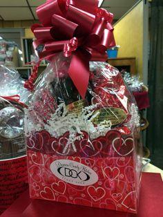 Our DCK Valentine's Day Gift boxes! www.dunmorecandykitchen.com