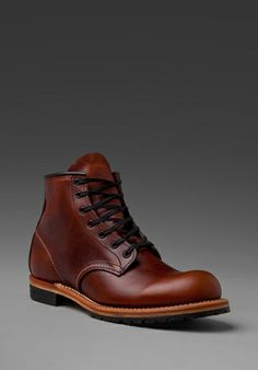 """RED WING SHOES Beckman 6"""" Classic Round in Cigar Featherstone at Revolve Clothing"""