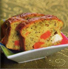 Chef Royale: Cake aux carottes, au cumin et à la feta