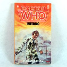 Doctor Who: Inferno by Terrance Dicks