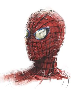 A one-hour sketch, huh? Amazing. Amazing Spider-Man, by Yusuf.