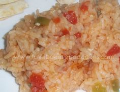 Love Bakes Good Cakes: Mexican Rice