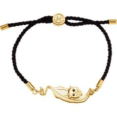 Yellow Gold Vermeil Panther Green Satin Bracelet for Courage Black Satin, Jewelry Design, Bracelets, Gold, Bracelet, Arm Bracelets, Bangle, Bangles, Anklets