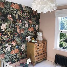 Woodlands wallpaper by Jimmy Cricket